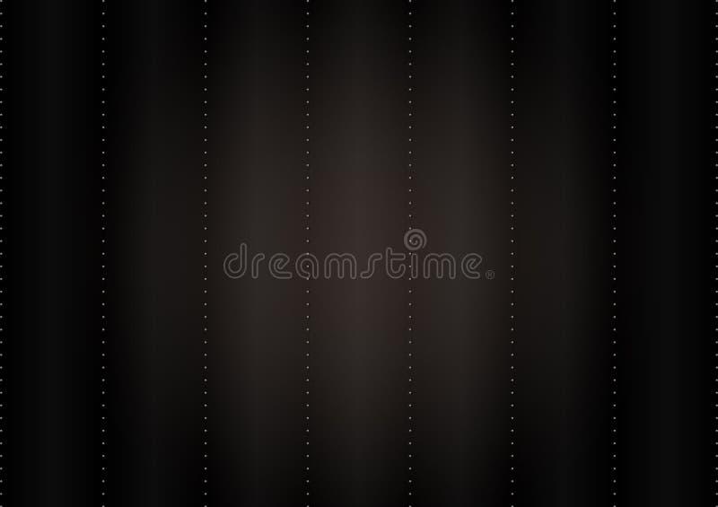 Van het achtergrond roestaluminium texturen stock illustratie