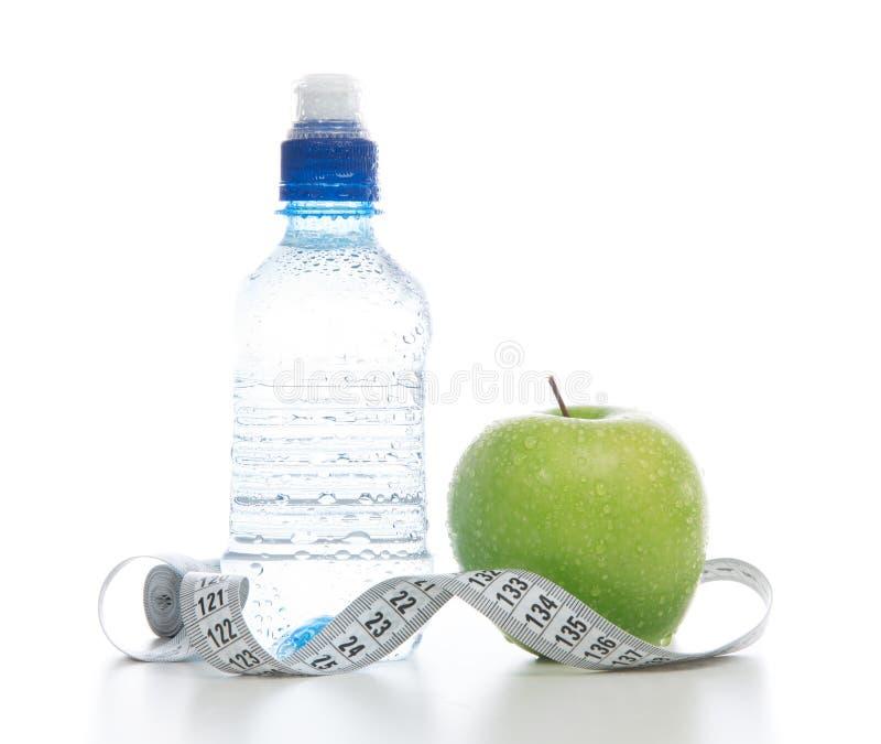 Van het de diabetesgewicht van het Diettingsontbijt het verliesconcept royalty-vrije stock foto's