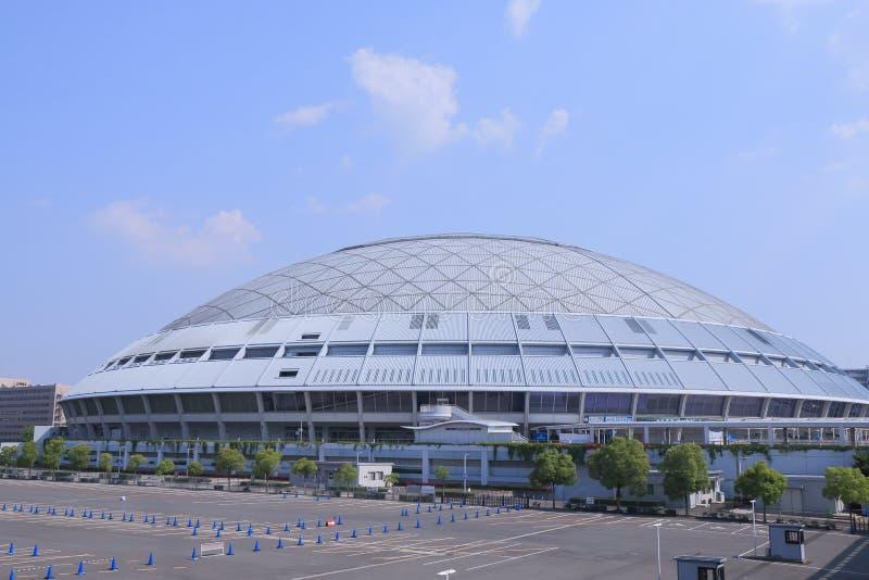 Van het de Koepelhonkbal van Nagoya het stadion Nagoya Japan stock afbeelding