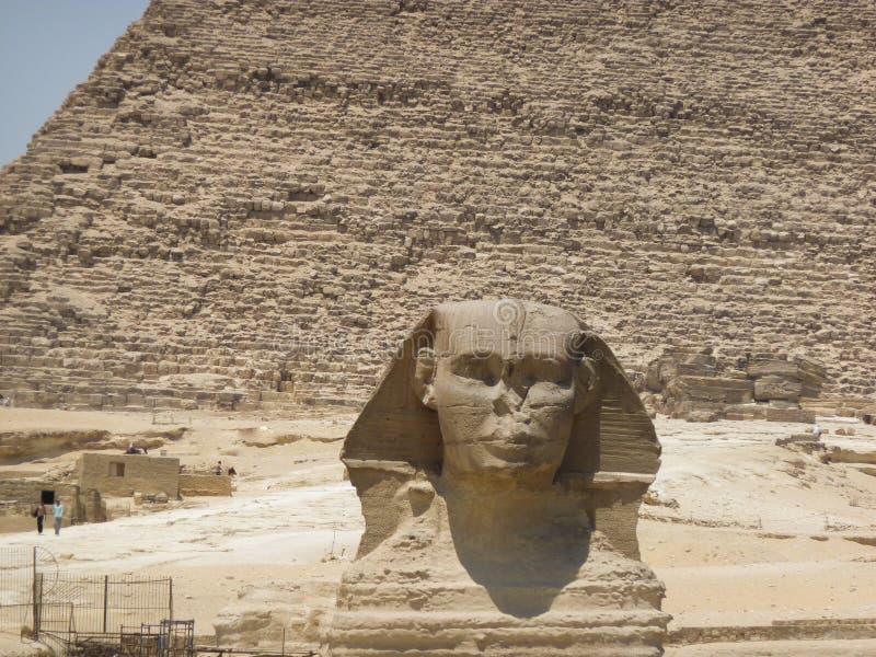 Van het de Piramideszand van Egypte de Zon van de de Woestijnreis royalty-vrije stock fotografie