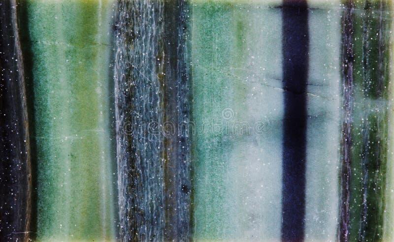 Van het de textuurpatroon van de Verd de antieke minerale steen macromening De mooie saaie groene wit-gevlekte kronkelweg van het stock foto