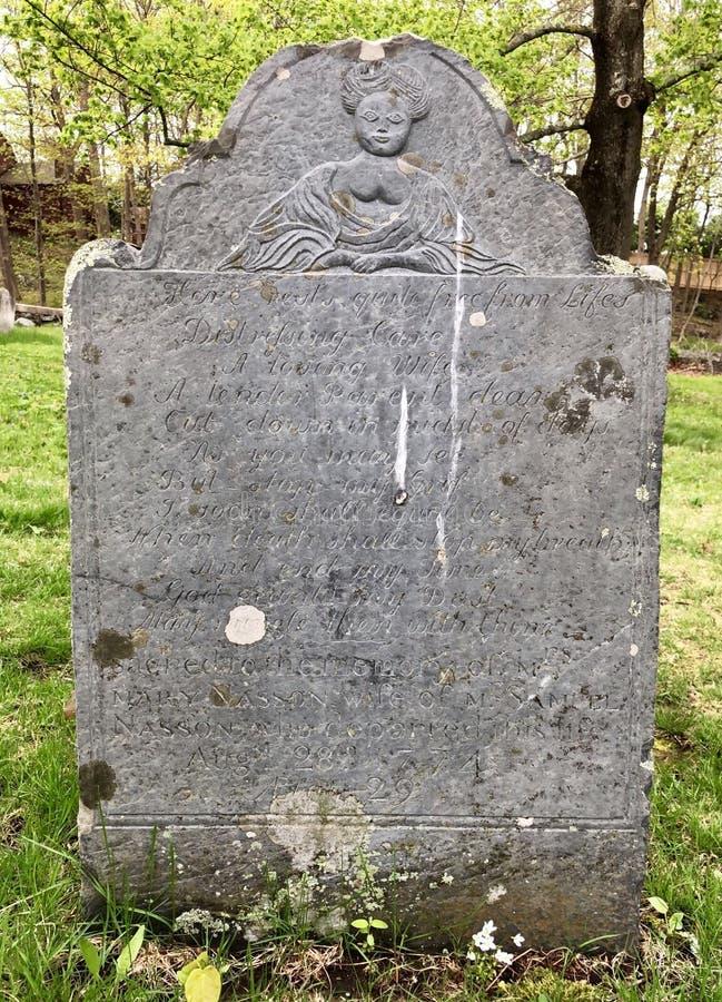 Van het Dorpswitch's van York de Ernstige Teller stock foto
