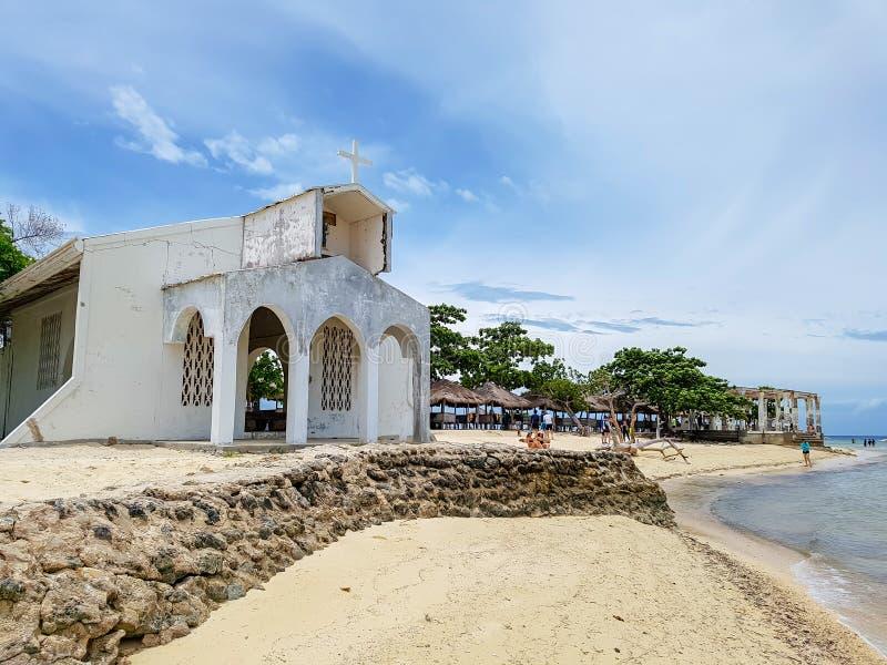 Van het Eiland van Cebu Pandanon in de Filippijnen royalty-vrije stock afbeeldingen