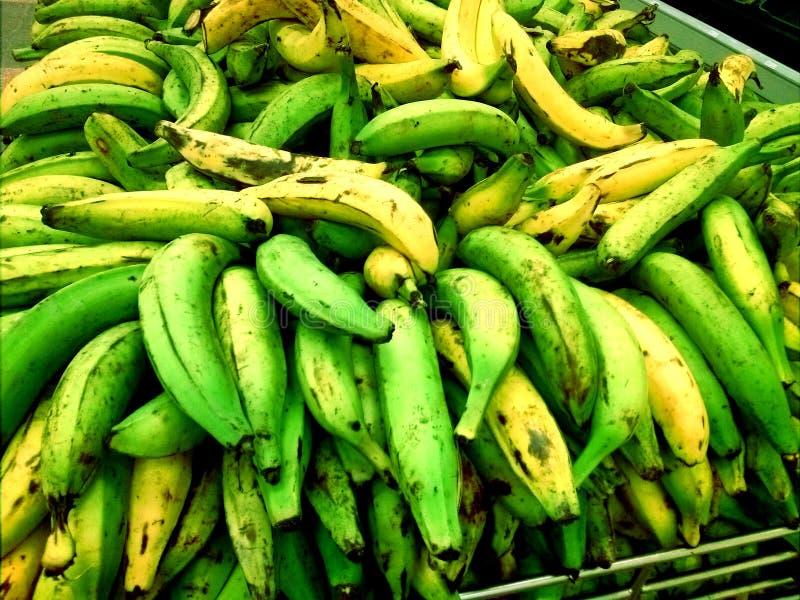 Van het fruitdelisiuos van de Platanosbanaan het sapfruit vetables royalty-vrije stock fotografie