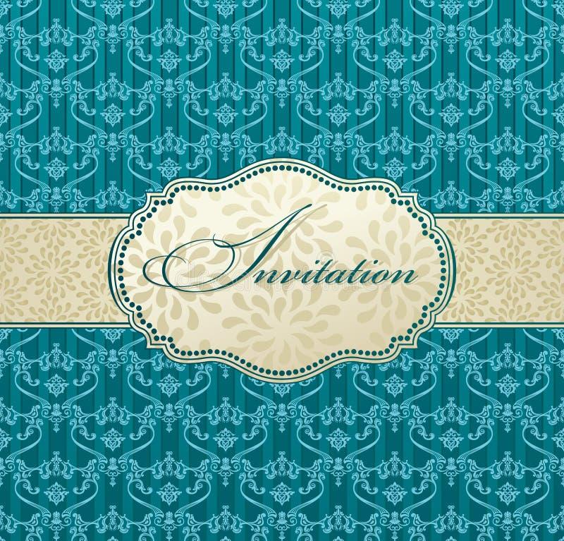 Download Van Het Het Kaderpakket Van De Uitnodigingskunst Vector Het Etiketwijnoogst Vector Illustratie - Illustratie bestaande uit klassiek, decoratief: 54088815