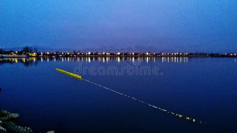 Van Jezioro zdjęcie royalty free