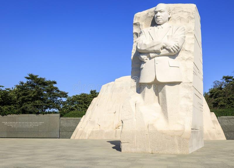 van Martin Luther King royalty-vrije stock afbeelding