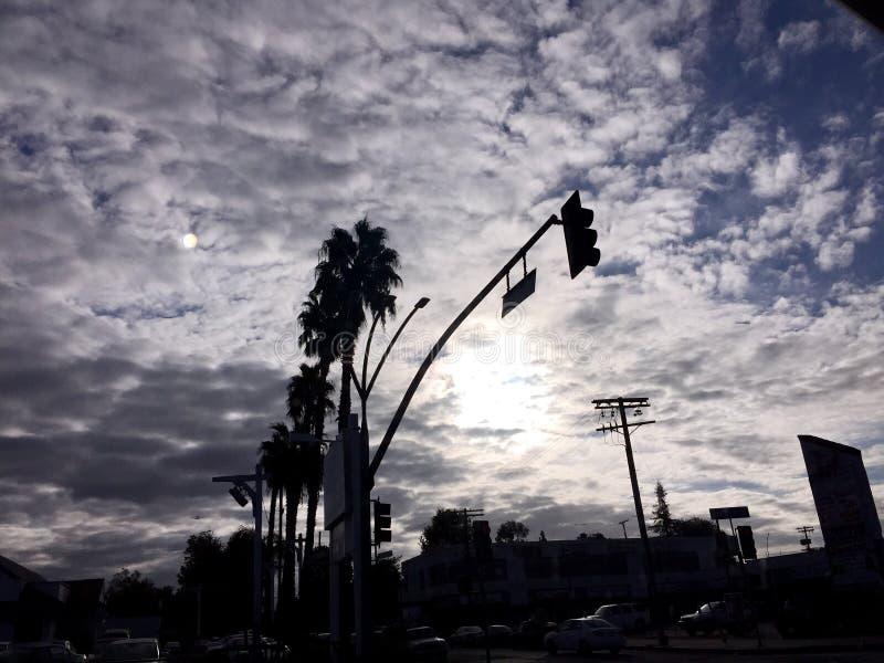 Van Nuys California, letztes Kapitel stockbilder