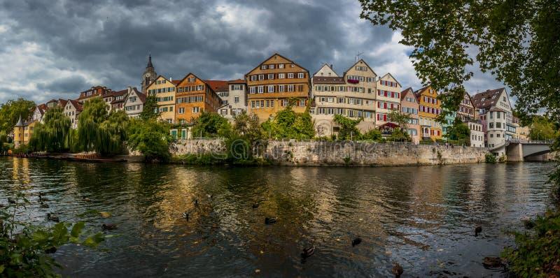 Van Tübingen (Tübingen) de stad - Duitsland