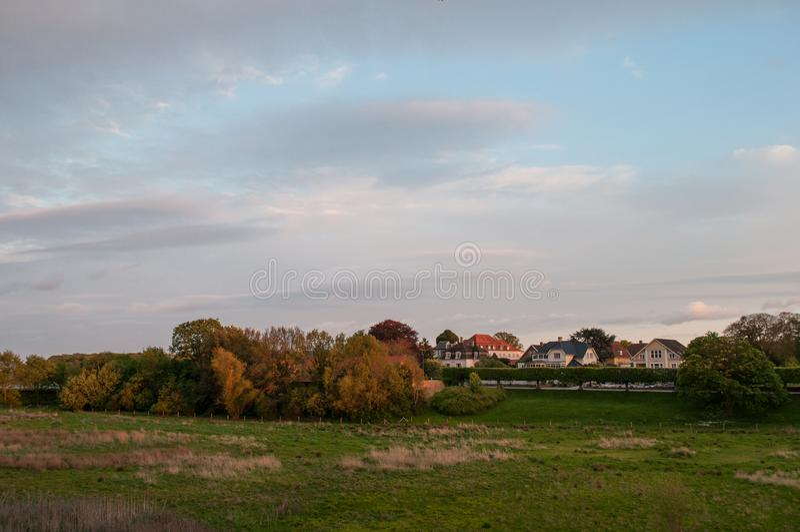 van Vordingborg in Denemarken royalty-vrije stock fotografie