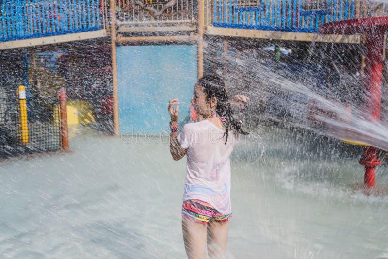 Vana Nava Waterpark Hua Hin at Hua Hin stock photos