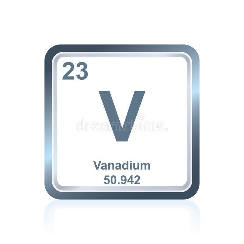 Vanadio del elemento qumico de la tabla peridica stock de download vanadio del elemento qumico de la tabla peridica stock de ilustracin ilustracin de cientfico urtaz Images