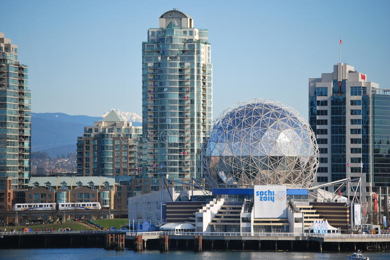 Vancouver 2010 Olympic Winter Games royalty free stock images