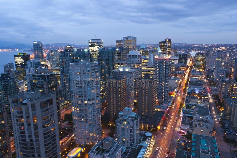 Vancouver obrazy royalty free