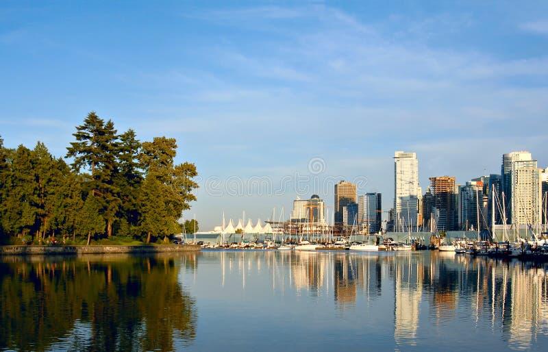 Vancouver lizenzfreie stockfotos
