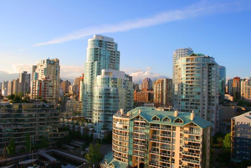 Vancouver stockbilder