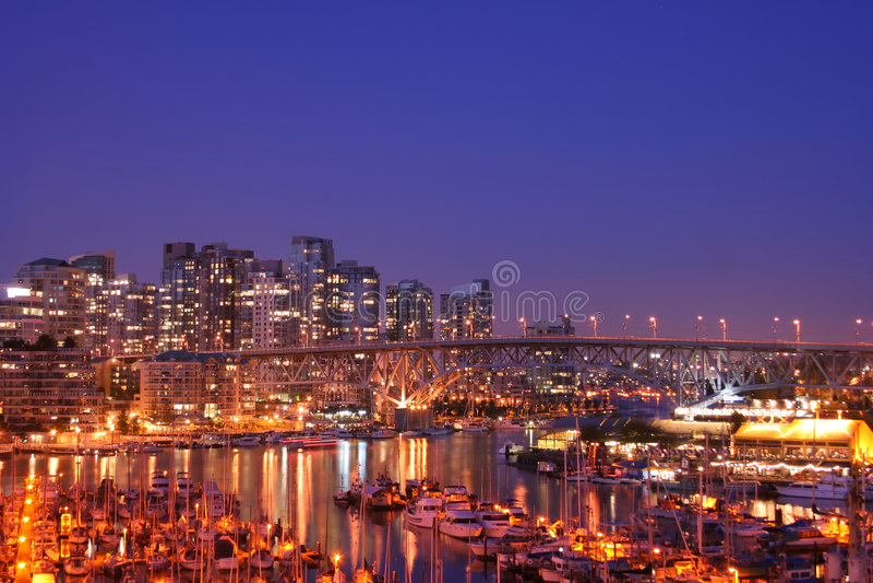 Vancouver stockbild