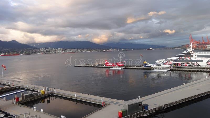 Vancouver lizenzfreies stockfoto