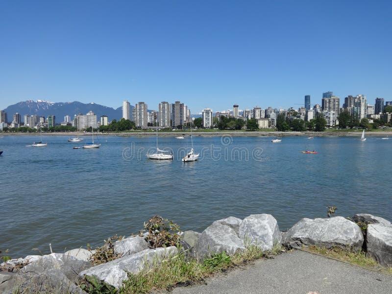 Vancouver lizenzfreie stockfotografie