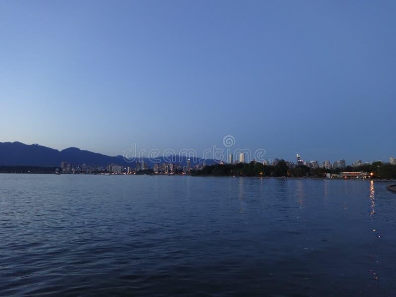 Vancouver stockfotografie