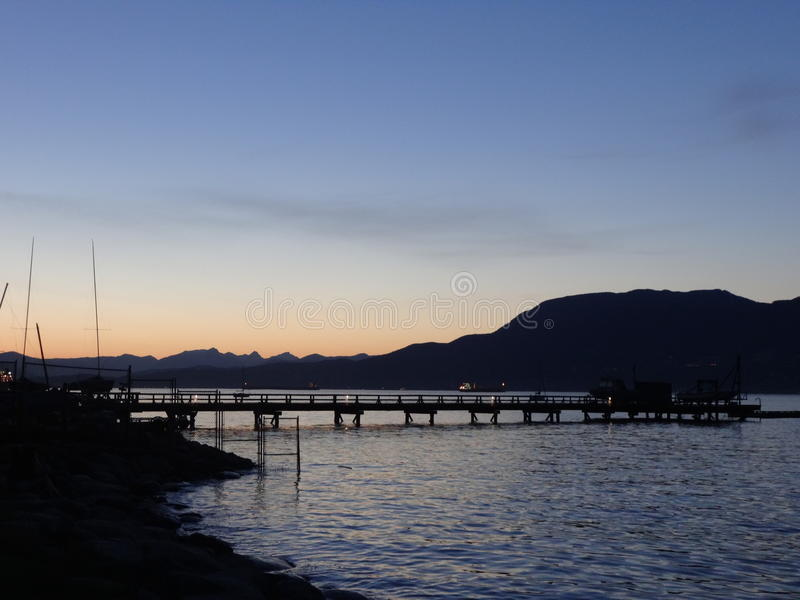 Vancouver lizenzfreies stockbild