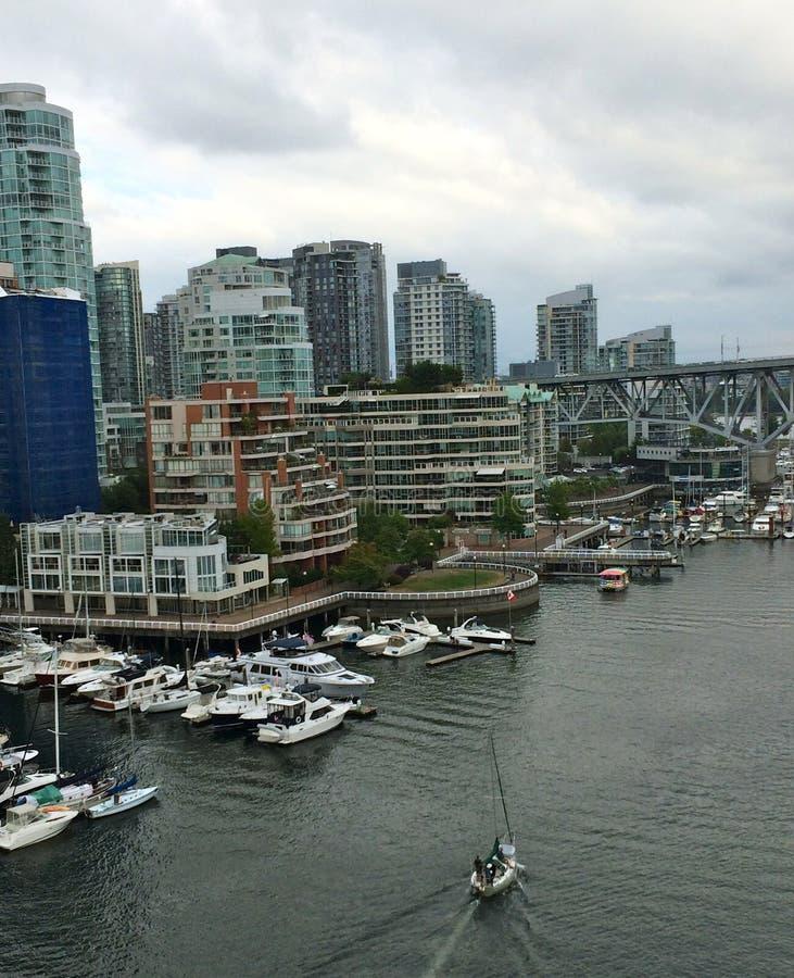 Vancouver, AVANT JÉSUS CHRIST photographie stock libre de droits