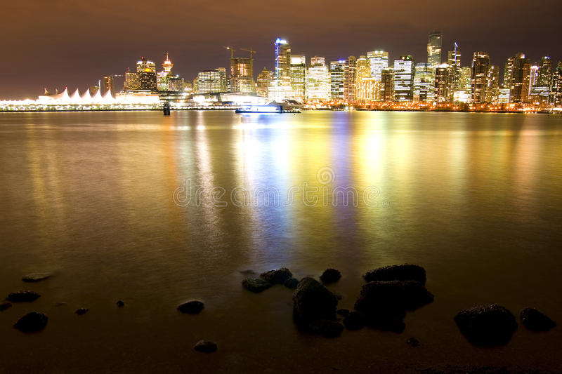Vancouver BC royalty free stock photography