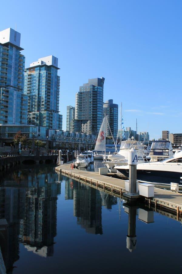 Vancouver BC stock foto's