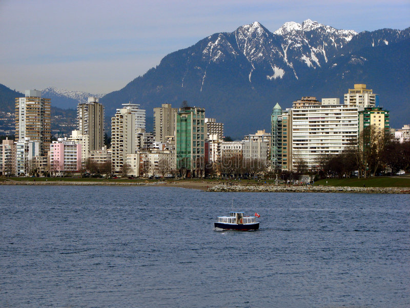 Download Vancouver, BC, Canada stock photo. Image of mountains - 3660202