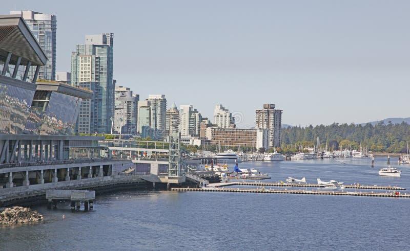 Download Vancouver BC Harbpr redactionele stock afbeelding. Afbeelding bestaande uit vancouver - 39108194