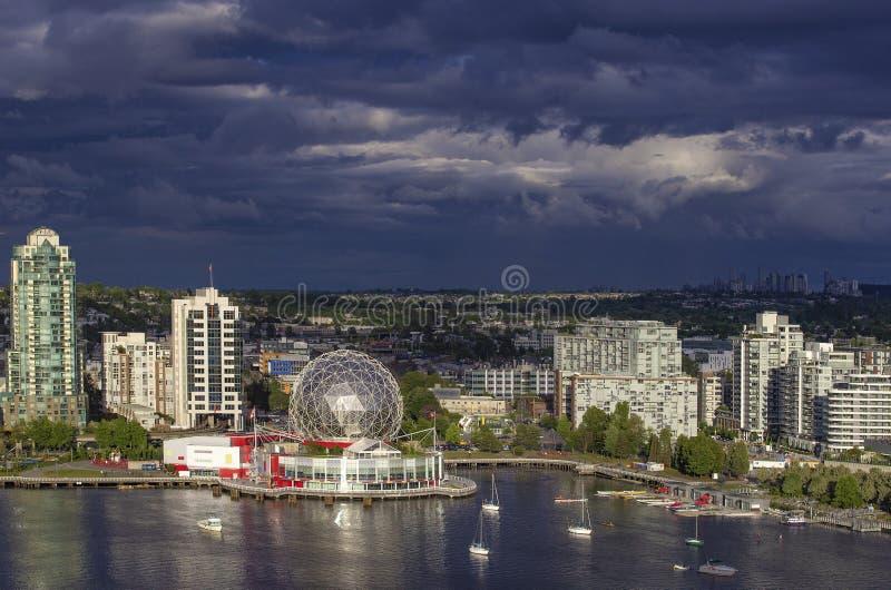 Vancouver, BC, il Canada immagine stock libera da diritti