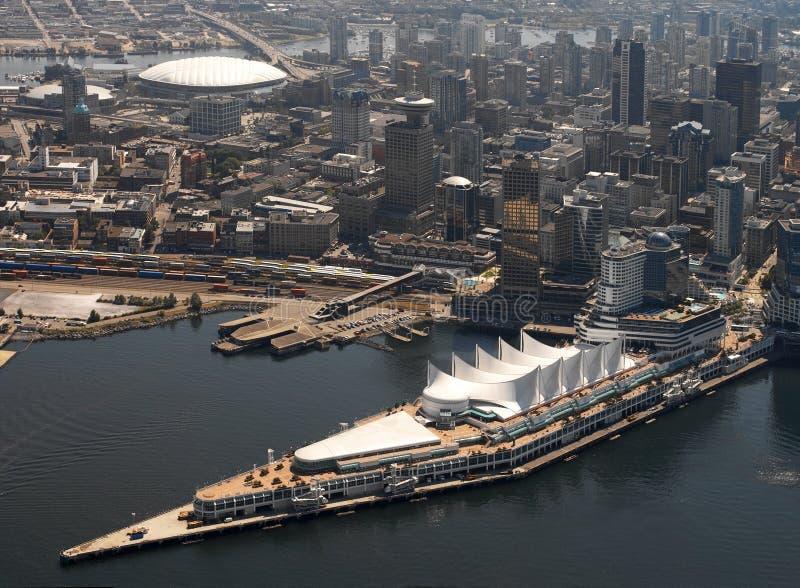 Vancouver - Brits Colombia - Canada royalty-vrije stock foto