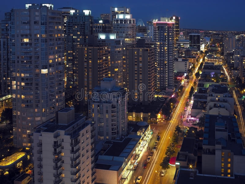 Vancouver - Canada Royalty Free Stock Photography