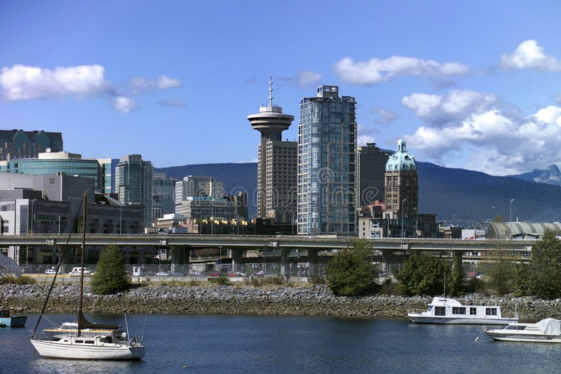 Vancouver - Canada stock image