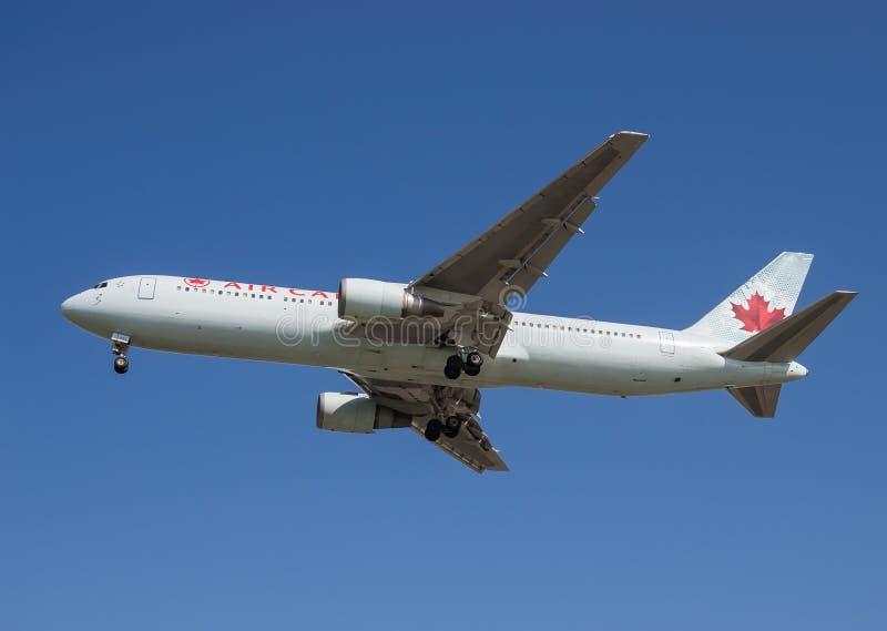 Avions d'Air Canada   photo stock
