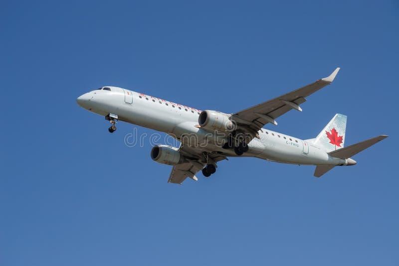 Avions d'Air Canada photos stock