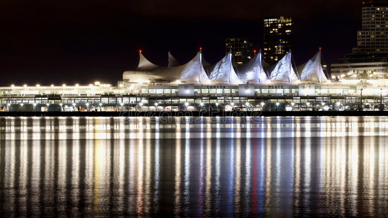 Download Vancouver Canada Place editorial photo. Image of columbia - 14601971