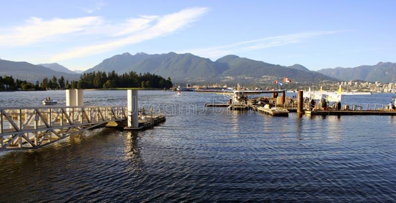 Vancouver canada schronienia fotografia royalty free
