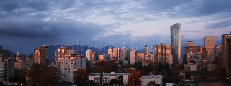 Download Vancouver city stock photo. Image of color, range, landscape - 27749304