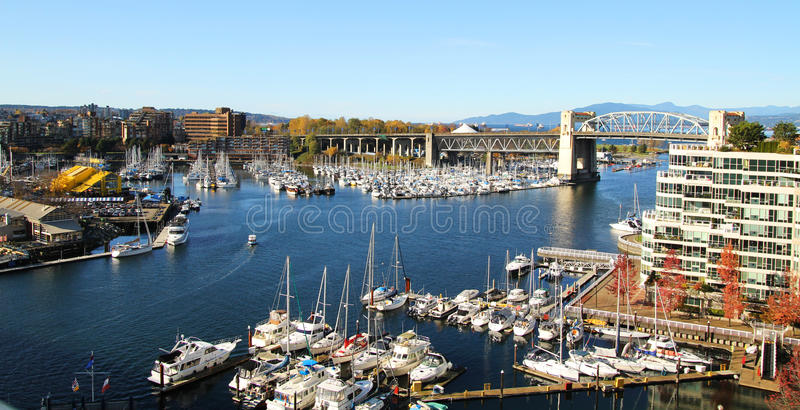 Download Vancouver city stock photo. Image of background, canada - 27867154