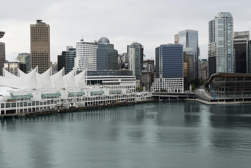 Vancouver City, Canada royalty free stock photography