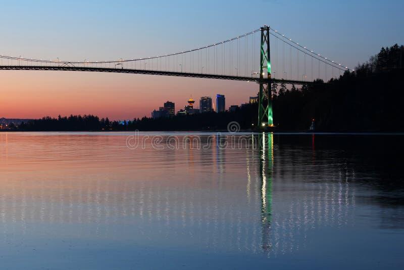 Download Vancouver Dawn stock image. Image of park, calm, burrard - 13376921