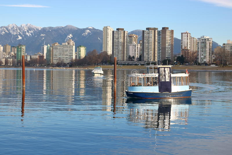 Download Vancouver False Creek Ferry Editorial Image - Image: 83722465