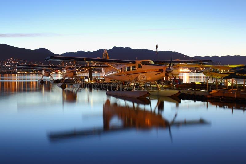Download Vancouver Floatplane Base, At Dawn Editorial Image - Image: 25407215