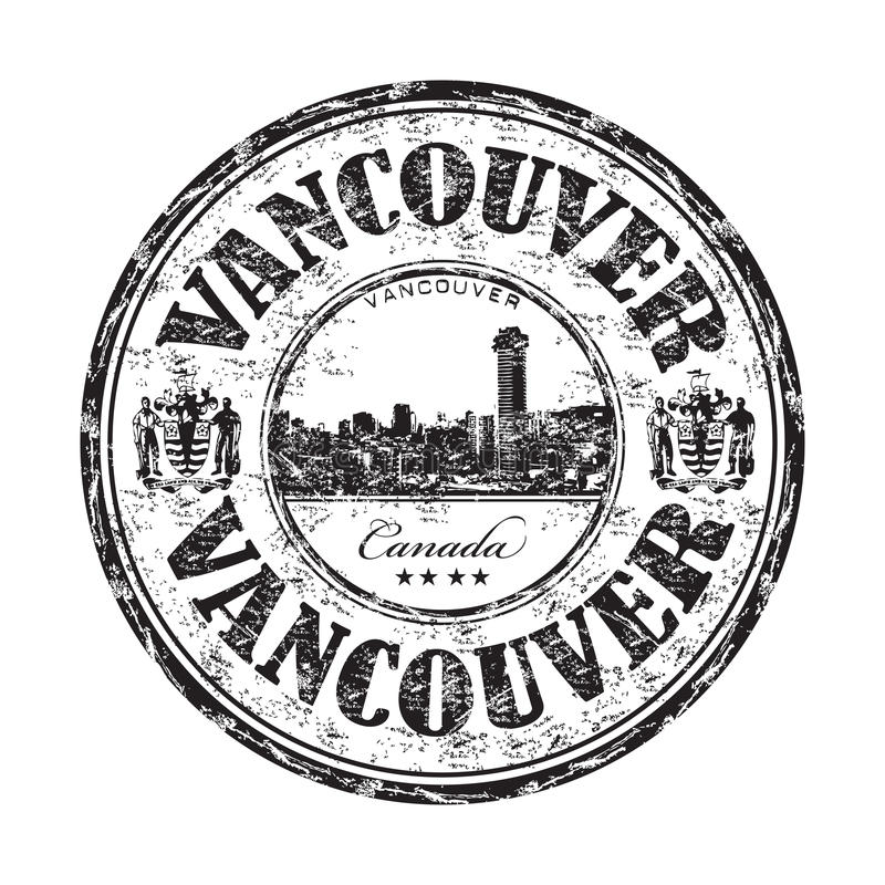 Download Vancouver Grunge Rubber Stamp Stock Images - Image: 26620964