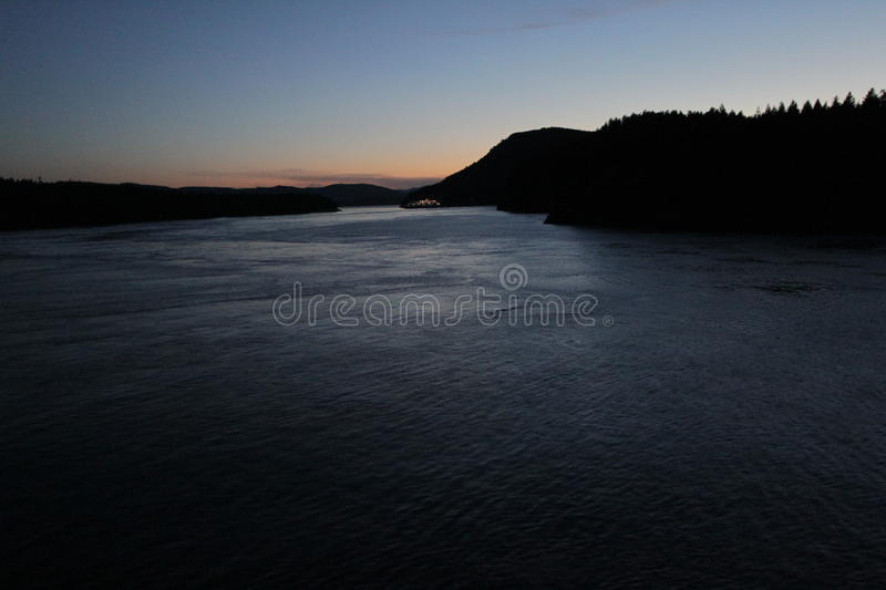 Vancouver Island Landscapes royalty free stock image
