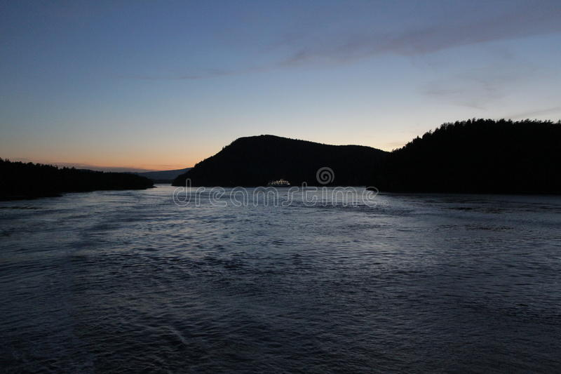 Vancouver Island Landscapes royalty free stock photography
