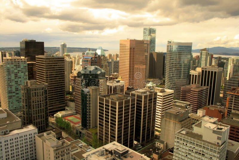 Vancouver, Kanada lizenzfreie stockbilder