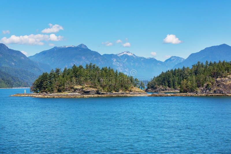 Vancouver image libre de droits