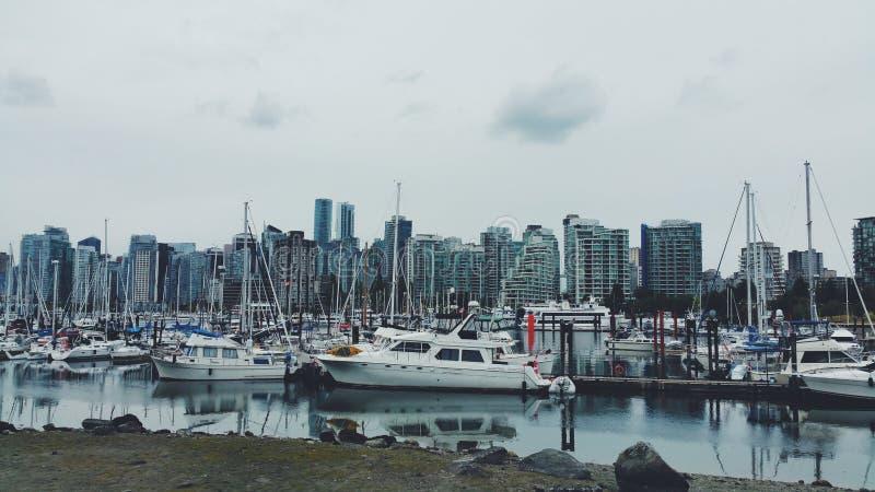 Vancouver schronienie obraz stock